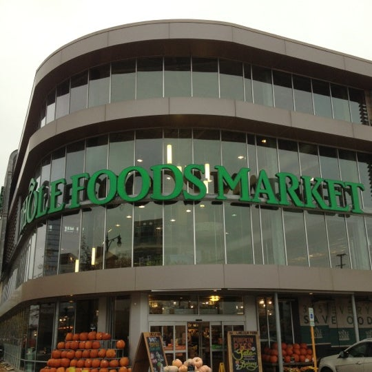 Photo taken at Whole Foods Market by Michael Aaron B. on 10/13/2012