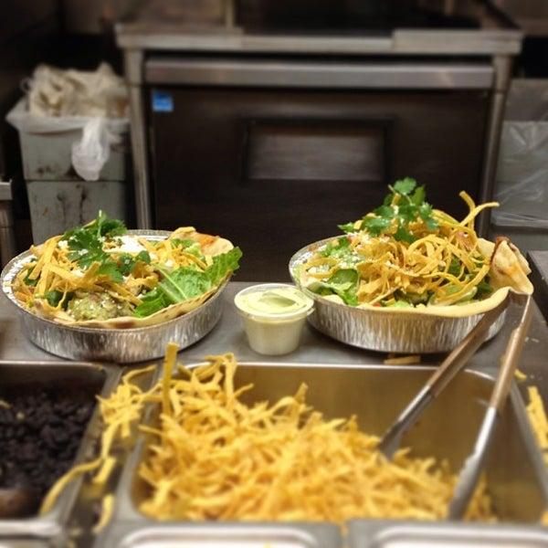 Cafe Rio Mexican Grill Burke Va