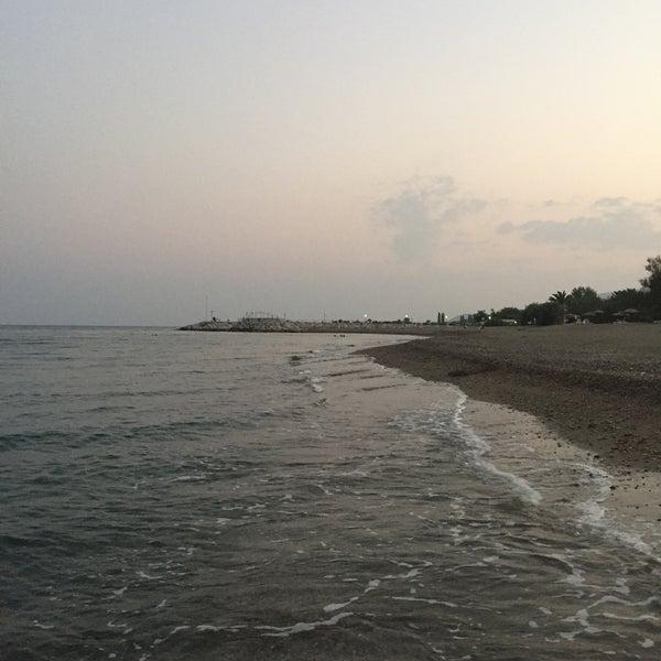 8/11/2017 tarihinde Sevket D.ziyaretçi tarafından Ünlüselek Beach'de çekilen fotoğraf