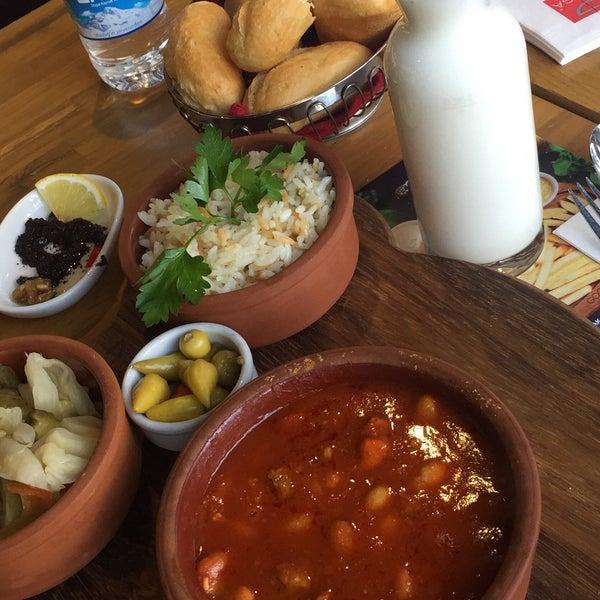 4/20/2018 tarihinde Arzum O.ziyaretçi tarafından Gogga Cafe-Restaurant'de çekilen fotoğraf