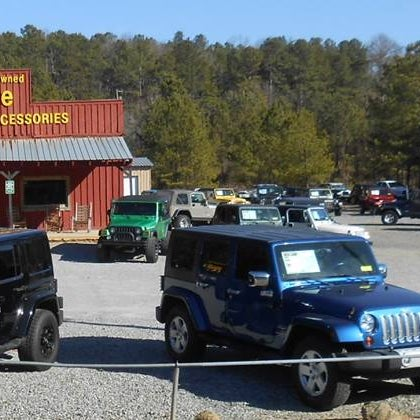 Photo Taken At The Preowned Jeep Store By The Preowned Jeep Store On 12/30