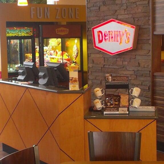 Photo taken at Denny's by Aj S. on 2/3/2014