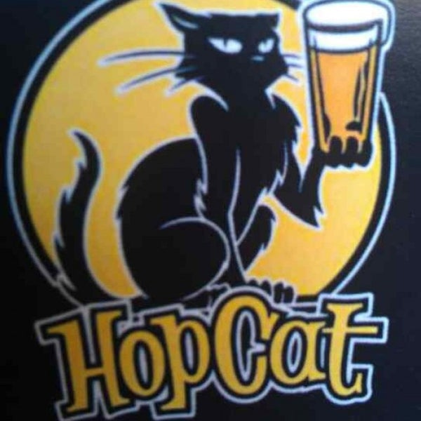 Photo taken at HopCat by Ryan F. on 4/26/2013