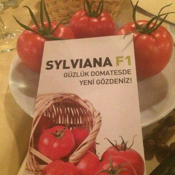 11/5/2014 tarihinde M Oğuzhan S.ziyaretçi tarafından Fethiye Yengeç Restaurant'de çekilen fotoğraf