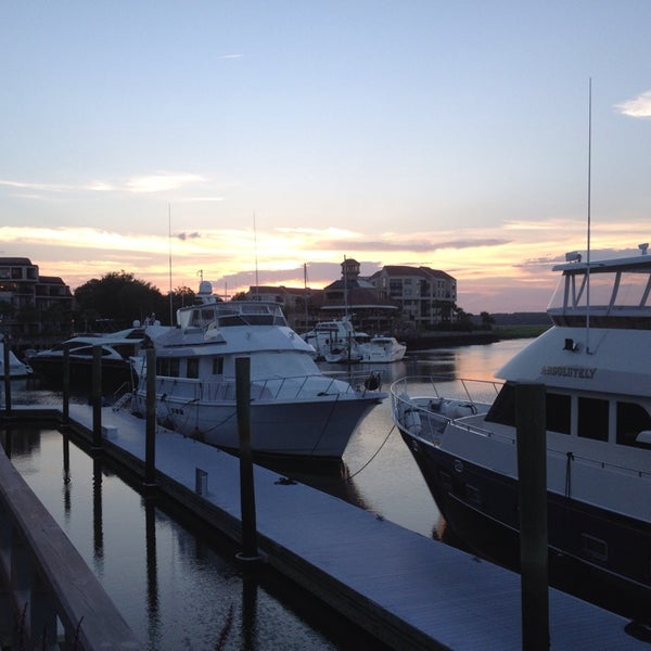 Photo taken at Shelter Cove Marina by Mark W. on 8/14/2013