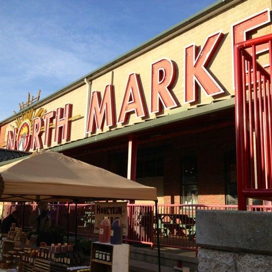 Photo taken at North Market by Rivzzz 💋 on 10/13/2012