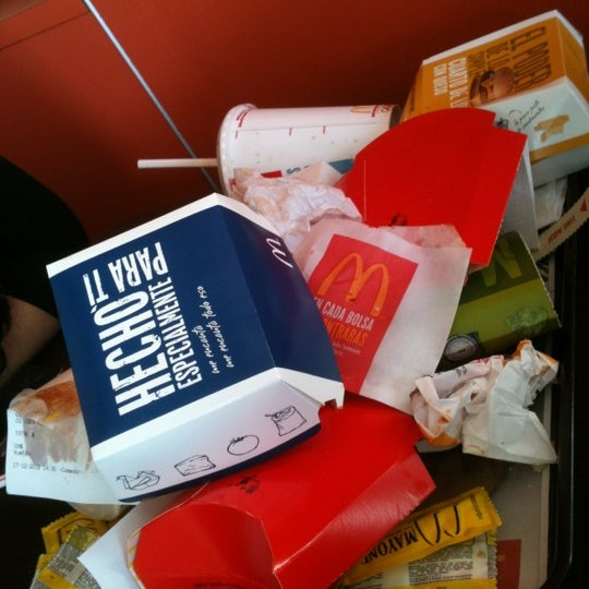 Photo taken at McDonald's by Javier V. on 12/17/2012