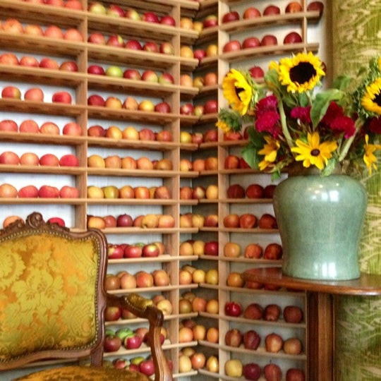 Photo taken at Bouley by Anna G. on 10/4/2012
