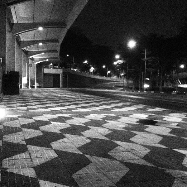 Снимок сделан в Международный аэропорт Конгоньяс/Сан-Паулу (CGH) пользователем Luis F. C. 6/22/2013