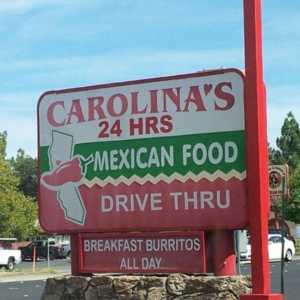 Carolina S Mexican Food Sacramento Ca