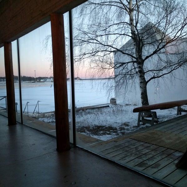 Foto tomada en Kulttuurisauna por Gilbert M. el 2/25/2017