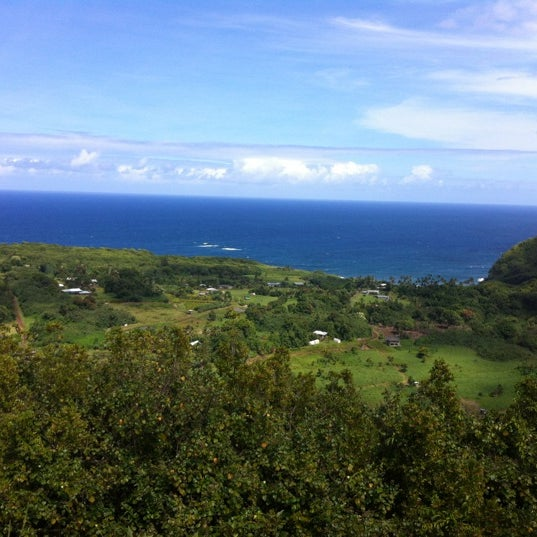 Photo taken at Wailua Valley State Wayside by Michael W. on 9/30/2012