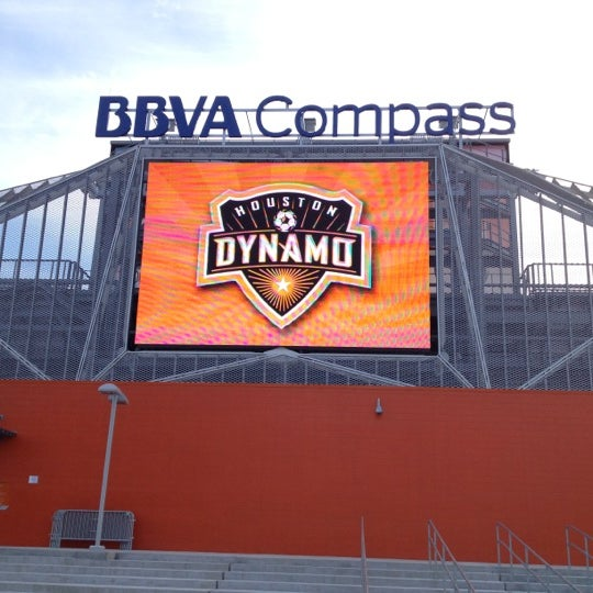 Photo prise au BBVA Compass Stadium par Alan C. le11/10/2012