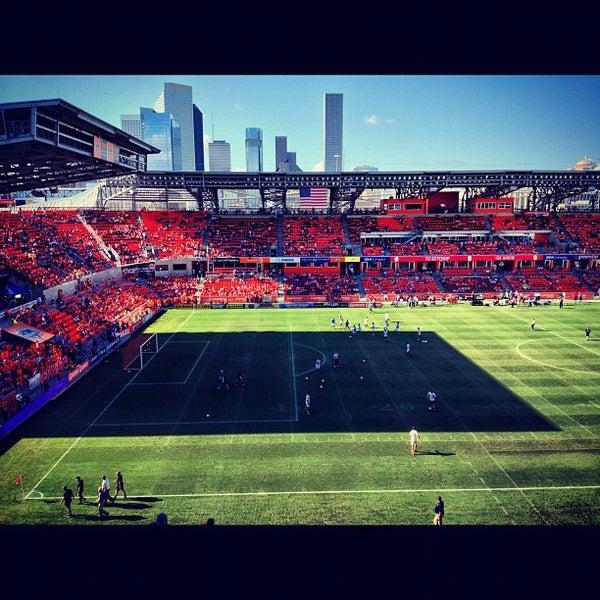 Photo prise au BBVA Compass Stadium par Alan C. le11/4/2012
