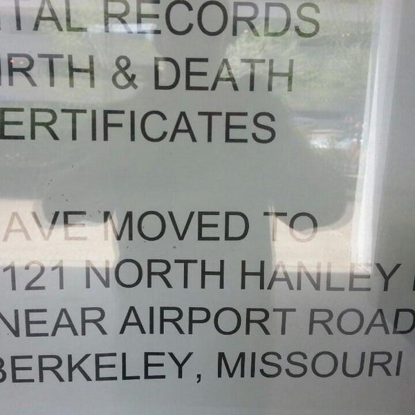 Photos At St Louis County Vital Records 6 Visitors