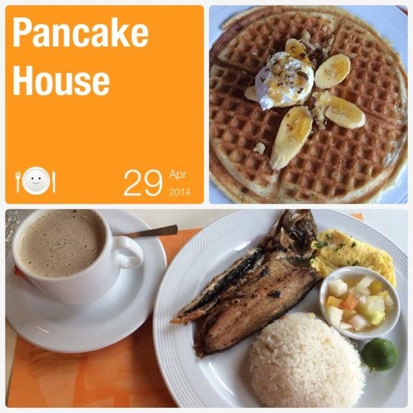 Photo taken at Pancake House by Glenz V. on 4/29/2014