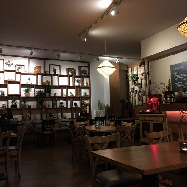 Sehr schöne Location, leckeres Essen, sehr empfehlenswert!