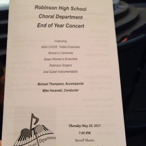 Photo taken at Robinson Secondary School by Rachelle F. on 5/28/2015