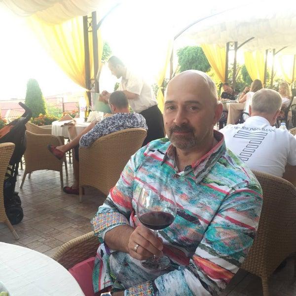 Photo taken at Diamond Restaurant by Andrey Z. on 7/13/2016