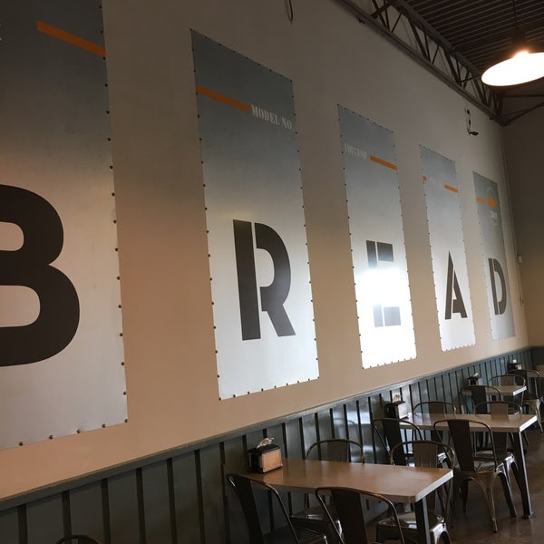 Photo taken at Bread Zeppelin by Terrence S. on 12/18/2016