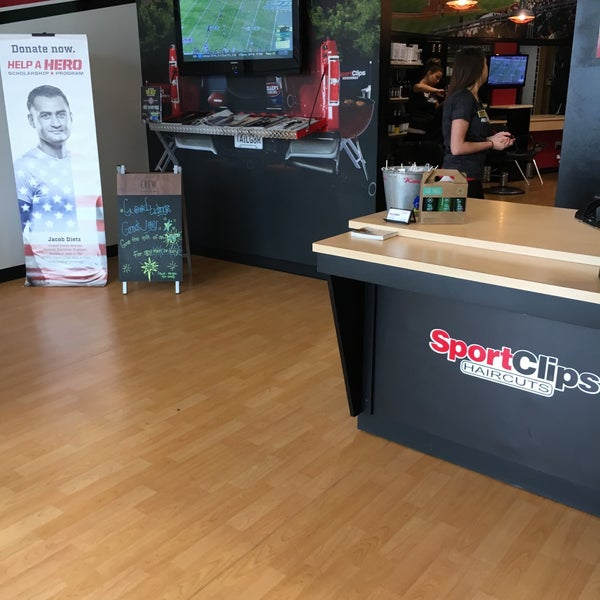 Photos At Sport Clips Haircuts Of Overland Park Deer Creek 3 Tips