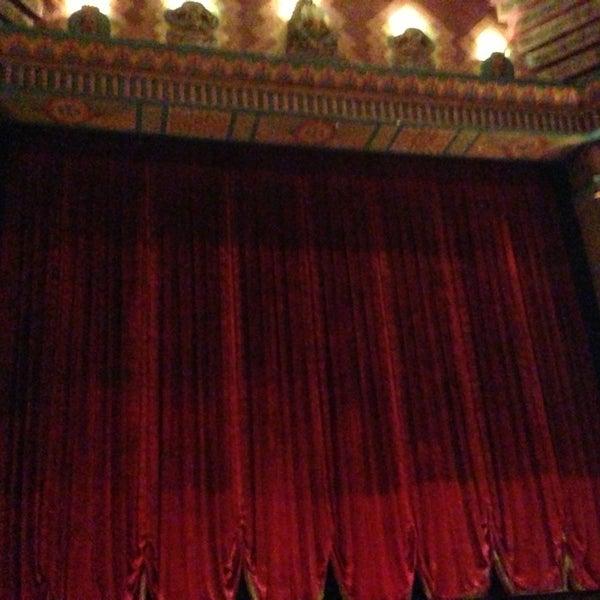 Photo taken at Mayan Theatre by Tim R. on 7/6/2013