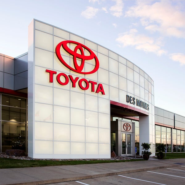 Toyota of Des Moines - Grimes, IA