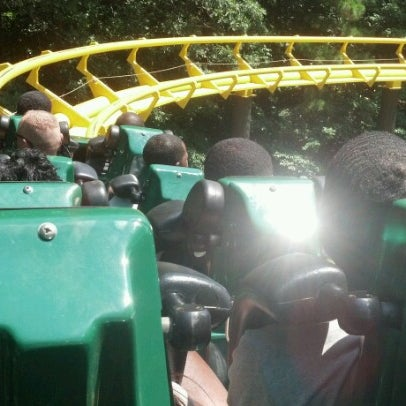 Photo taken at Busch Gardens Williamsburg by Kim S. on 6/23/2012
