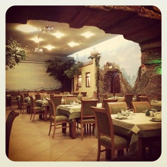 ресторан акбаш в москве