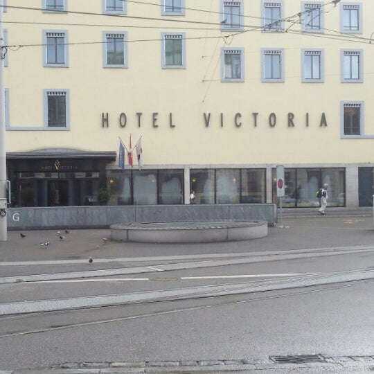 Hotel Victoria Basel Restaurant