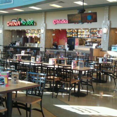 Cincinnati Outlet Mall Food Court