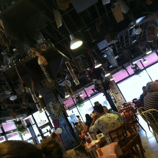 Photo taken at Big Ed's City Market Restaurant by Jacob A. on 8/24/2012