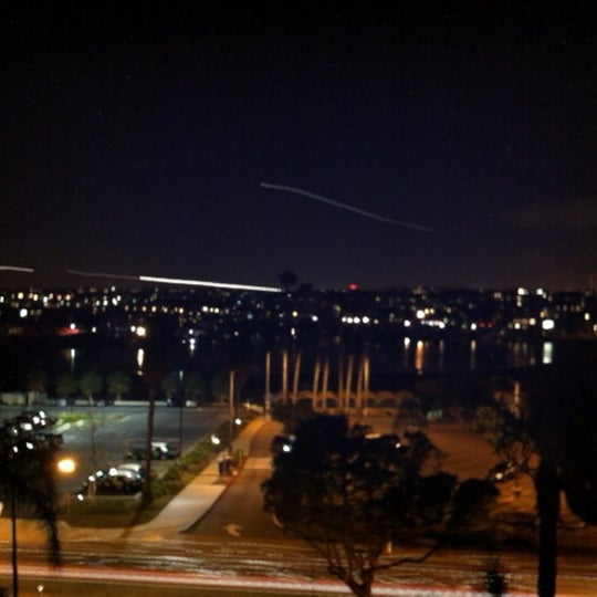 Photo taken at Marina Del Rey Marriott by Martin F. on 3/1/2012