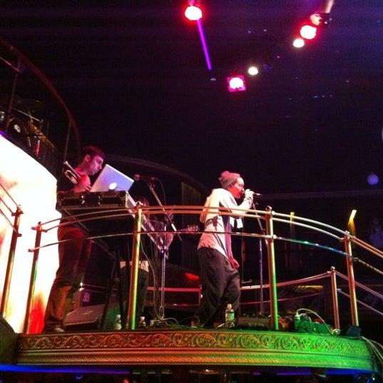 Снимок сделан в Клуб «Місто» / Misto Club пользователем Anya S. 2/12/2012