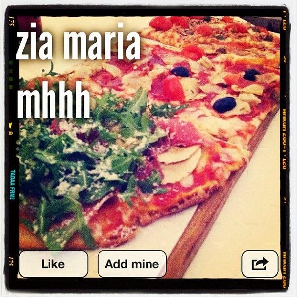 Das Foto wurde bei Zia Maria von Alex G. am 2/12/2012 aufgenommen
