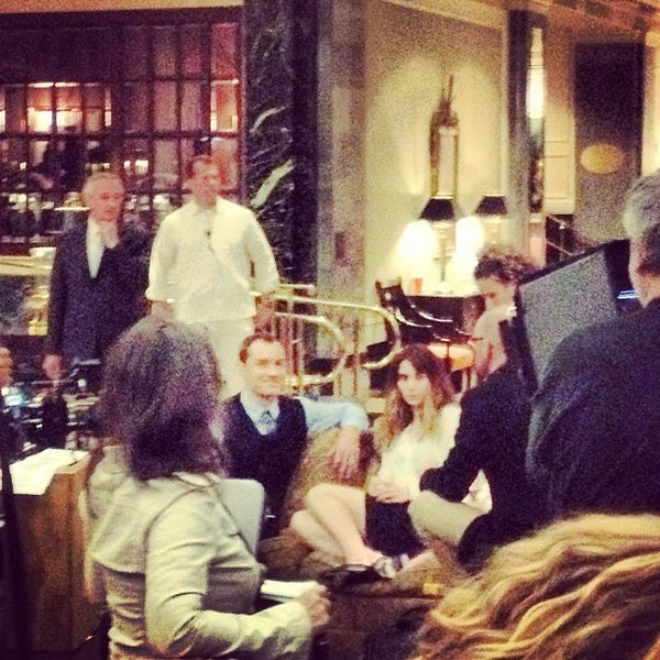 Photo taken at InterContinental New York Barclay by Greg B. on 5/17/2012