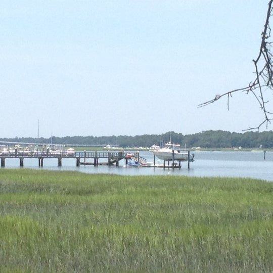 Photo taken at Shelter Cove Marina by Bill B. on 6/28/2012