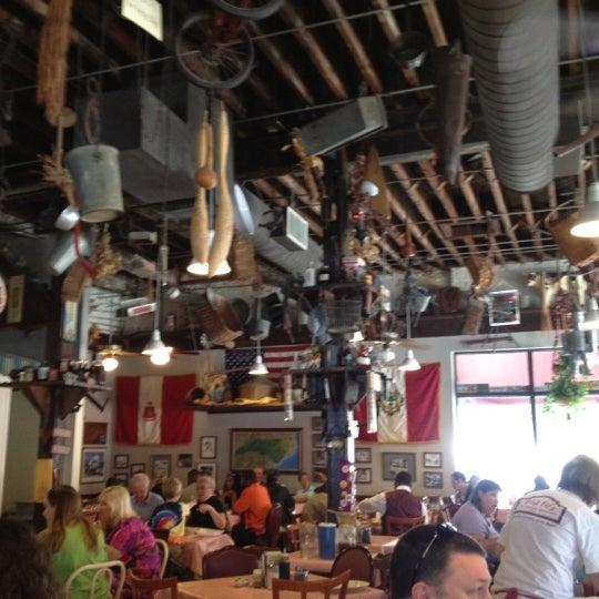 Photo taken at Big Ed's City Market Restaurant by Daniel S. on 5/20/2012