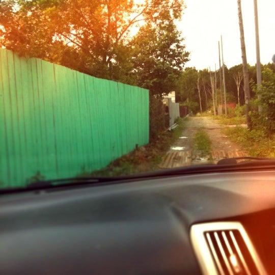 Снимок сделан в Рабочий поселок Зима пользователем Anastasiya 7/29/2012