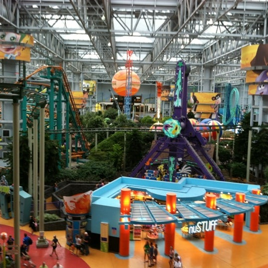 Photo taken at Mall of America by Kimmie on 8/22/2012