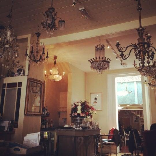 Le chandelier tea room in east dulwich aloadofball Gallery