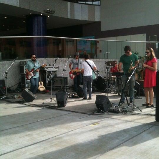 Photo taken at SESC Pinheiros by Nicky J. on 3/17/2012