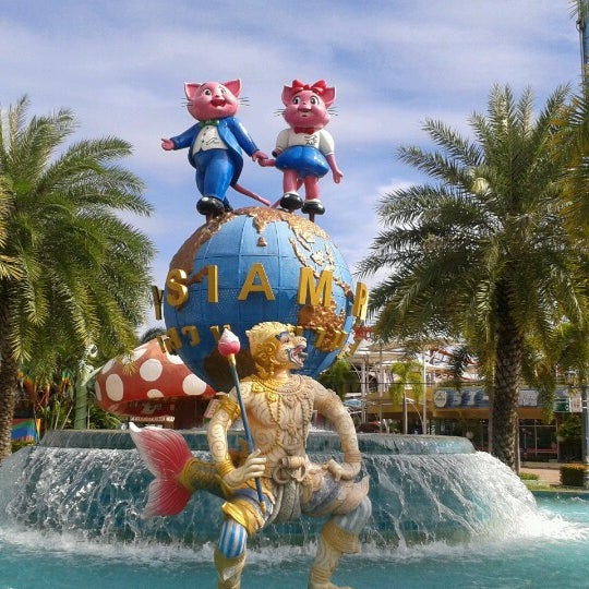 Photo taken at Siam Park City by Chalocha R. on 9/2/2012