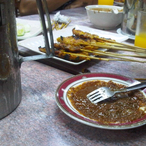 Photo taken at Terminal Satay Zul by Emmet M. on 9/6/2012