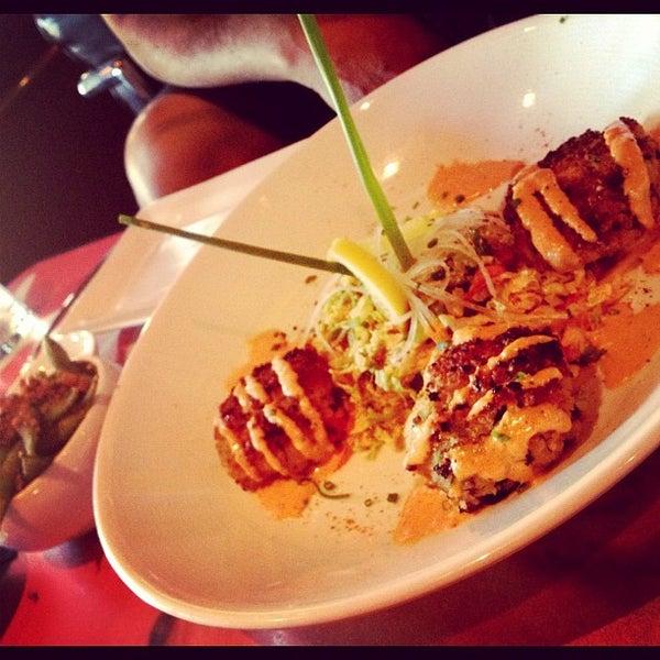 Photo taken at Blue Sushi Sake Grill by Bruce B. on 8/8/2012