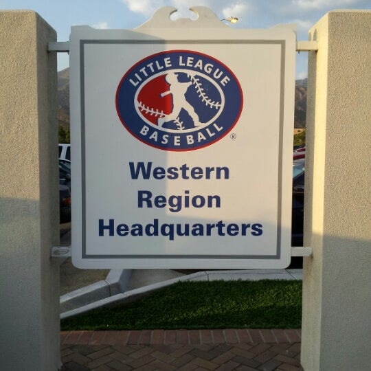 Photo taken at Little League Baseball Western Regional HQ by Valarie W. on 8/4/2012