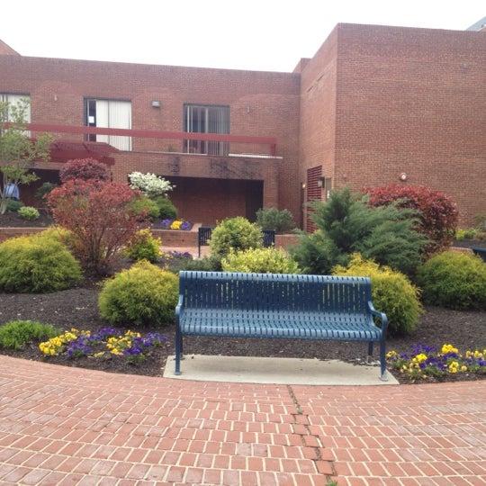 Photo taken at Coppin State University by Logan M. on 4/11/2012