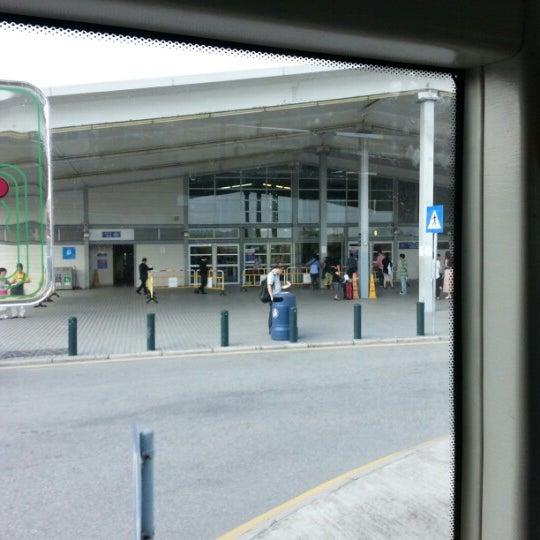 Photo taken at Taipa Ferry Terminal by Chino N. on 9/8/2012