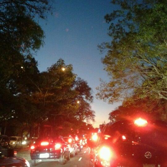 Photo taken at Avenida Brasil by Claudia B. on 8/30/2012