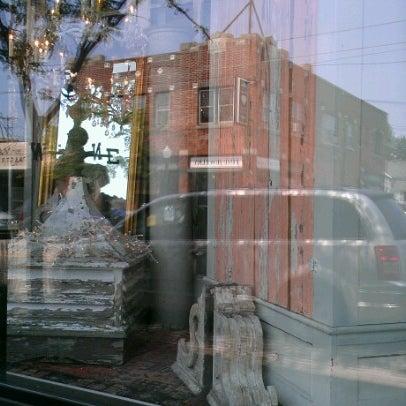Photo taken at Blue Door Antiques by BouncesWhenWalks on 6/30/2012 - Photos At Blue Door Antiques - East Hills - Grand Rapids, MI